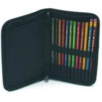 Best Elegant Design Folding Artist Painting Portfolio Brush Travel Holder Durable wholesale