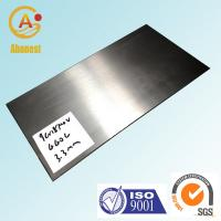 Best sheet stainless steel en 1.4125 / din x105crmo17 / aisi 440c wholesale