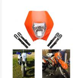 Best Multi Color KTM Dirt Bike Motorcycle Driving Lights High Brightness Longer Life Span wholesale