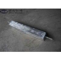 Best High Potential AZ63C M1C Magnesium Anode With Standard Ribbon Steel Core wholesale