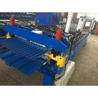 Best Colorful Purlin Roll Forming Machine Ball Bearing Steel Material Automatic Control wholesale