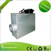 Best 220V Centrifugal Blower Inline Kitchen Exhaust Fan For Ventilation / Cooling wholesale
