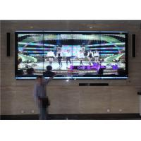 Best High Contrast Broadcast Video Wall Digital Signage Flexible Structure With Controller wholesale
