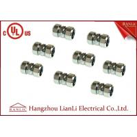 """Cheap Steel 1"""" 2"""" IMC Rigid Electrical Conduit Connector Coupling White Blue Electro for sale"""