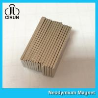 Best Super Powerful Industrial Neodymium Magnets Bar Shaped High Flux wholesale