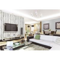 0.7m width high quality fireproof,waterproof and mould proof PVC vinyl wallpaper
