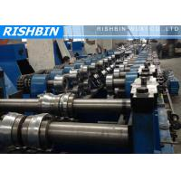 C / Z Profile Changeable Roll Forming Machine