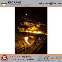 Buy cheap Best Quality Steel Factory Double Girder Overhead Foundry Crane from wholesalers