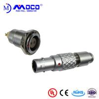 Best 0B 2 pin male and female circular push pull connector for Infrared Camera wholesale