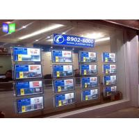China 24 X 36 Wall Light Box Display Signs / Double Sided Poster Frame Light Box on sale