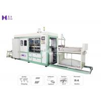 Quality Vacuum Plastic Blister Forming Machine 220-480 Times / H Pneumatically Powered Clamp Frame wholesale