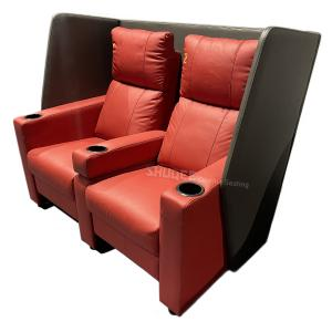Best Modern Movie Theater Seats With Private Space And Electric Recliner Foot Pedal wholesale