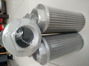 Best WU-160*80/100/180-J Liming Hydraulic Screen Filter Element With Glass Fiber wholesale