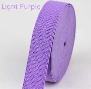 Best 1.5mm 100 Polyester Elastic Headband Ribbon wholesale