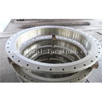 Best Quenching And Tempering Carbon Steel Flange / Pressure Vessel Flange wholesale