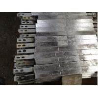 Best Weld Type Zinc Anodes For Ships / Marine Vessels / Drill Rigs wholesale