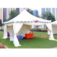 Best Outdoor Waterproof Pagoda Gazebo Tent With Aluminum Alloy Frame wholesale