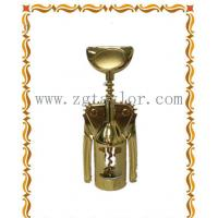 China High Grade Alloy Wine Opener on sale