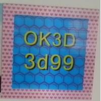 Best OK3D hot sales fly-eye lens 3d photo frame 3d fly eye photo frames,dot lenticular frames,3d fly eye photo frames prints wholesale