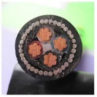 Buy cheap Low voltage 4x35mm2 xlpe insulated power cable from wholesalers