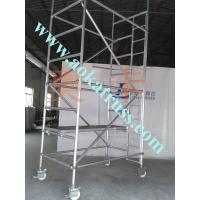 Best Aluminum tower scaffold caster wholesale