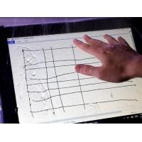"""Best 12.5"""" Waterproof Touch panel with EETI controller for Industrial Touch Monitor wholesale"""