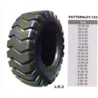 China 375mm Section Width Off The Road Tyres 14.00-24 16/20 Pr Industrial Tractor Tires on sale