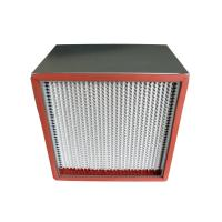 Best Food / Beverage High Temperature Electronic Air Filter Silicon Free Construction wholesale