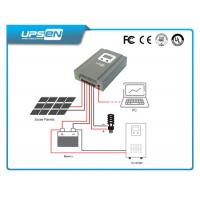 Quality 20amp-40amp LCD Display MPPT  Solar Charge Controller 12V / 24/48vdc wholesale