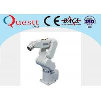 China 6 Axis Robotic Automation System 900mm Arm EPSON C3 Robotic Welding Systems on sale