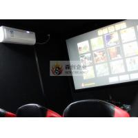 Cheap Indoor Use 5D Theater Equipment with 5D Motion Chair and 3D Movies for sale
