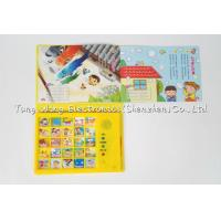 Best Intellectual Baby Sound Book , Play A Sound Book with Funny Nursery Rhyme wholesale