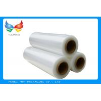 Cheap Quickly Printing PVC Shrink Film Good Insulating Property 150mm-1000mm Width for sale