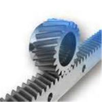 Quality Industrial Transmission Parts Steel Spur Gear Helical Rack Long Straight Bar wholesale