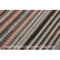 Quality SMLS Carbon Steel Corrugated Slot Heat Exchanger Fin Tube A106 / A179 / A192 / A210 wholesale