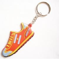 Best custom shoes Key chain silicone rubber keychain wholesale