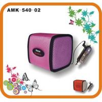China Powerful Portable Speakers Bag for Moible Phone AMK-540-02  on sale