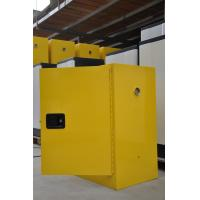 Best 12GAL Flammable Safety Storage Cabinets with Double vents For Industrial Chemical wholesale