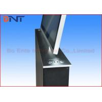 15.6 Inch Retractable Screen LCD Monitor Lift With Hidden Equipment
