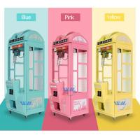 Best 110V/220V Toy Grabber Machine English / Chinese Version With 12 Months Warranty wholesale