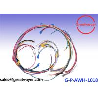 Best Auto Bike Motorcycle Wiring Harness UL 1015 14AWG Red Disconnector Female wholesale