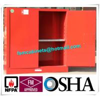 Best Fireproof Corrosive Chemical Storage Cabinets For Diesel / Engine Oil / Lubricating Oil wholesale