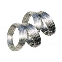 Quality Ultra Durable Hot Dip Galvanized Steel Wire , 6 - 24 Gauge Galvanized Steel Wire wholesale