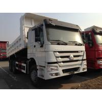 Cheap SINOTRUK HOWO Tipper Truck with 336 HP Engine and 18cbm Rear Hydraulic Box--ZZ3257N3247B for sale