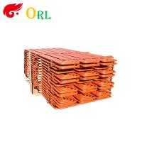 Best Gas Water / Gas Fire Steam Boiler Spare Parts Superheater In Thermal Power Plant wholesale