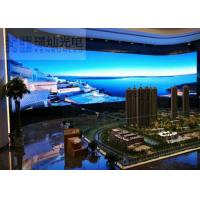Buy cheap High Resolution P3 Indoor LED Displays Sign TV Studio For Live Broadcast , 2 Warranty Years from wholesalers