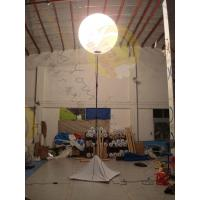 Cheap Waterproof, fireproof PVC Standing lighting balloon , PVC or oxford Inflatable Lighting Balloon for sale