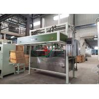 Best Easy Operation Egg Box Forming Machine / Paper Pulp Molding Egg Tray Production Line wholesale