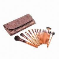 Best Promotional Makeup Kit with Wooden Handle wholesale