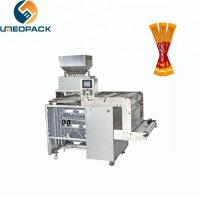 Best Multi lanes small candy packaging coffee stick sugar stick packing machine wholesale
